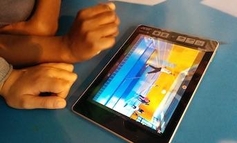 Tablettes numériques en classe